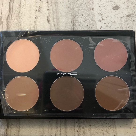 MAC Cosmetics Other - Mac palette (blush, contour, highlighter)